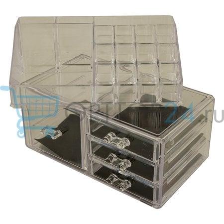 Органайзер для косметики (4 ящика) оптом