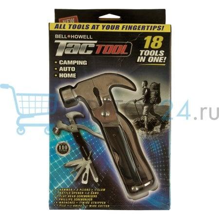 Молоток-гвоздодер Tac Tool 18 in 1 оптом