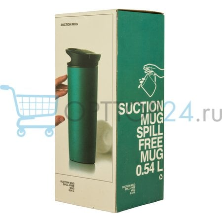 Термокружка-непроливайка Spill Free Mug оптом