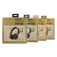 Беспроводные наушники-гарнитура Wireless Headphone SY-BT1606
