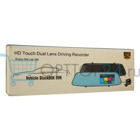 Зеркало видеорегистратор Vehicle Blackbox DVR НD Touch оптом