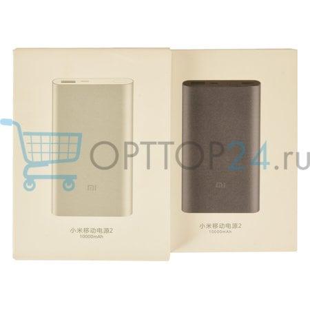 Портативное зарядное устройство Xiaomi Power bank 10000 mAh оптом
