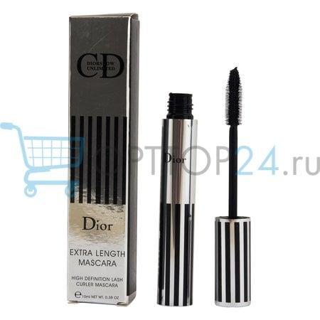 Удлиняющая тушь Dior Extra Length Mascara оптом