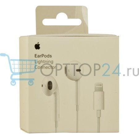 Наушники Apple EarPods с разъемом Lightning оптом