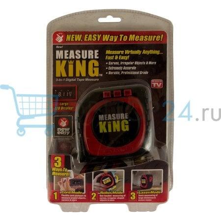 Рулетка Measure King 3 в 1 оптом