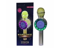 Беспроводной караоке микрофон WS 668