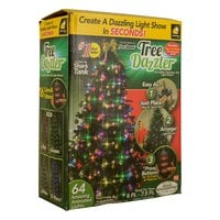Елочная гирлянда Free Dazzler 64 лампочки