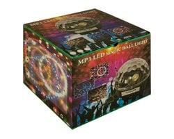 Светодиодный диско-шар mp3 Led Magic ball light