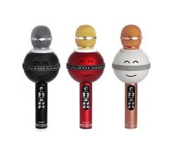 Беспроводной караоке микрофон ws 878 v