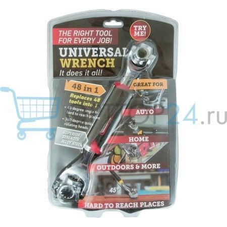 Универсальный ключ Universal Wrench 48 в 1 оптом