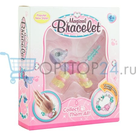 Браслет-игрушка Twisty Petz оптом