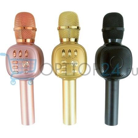 Беспроводной караоке микрофон K-310 оптом