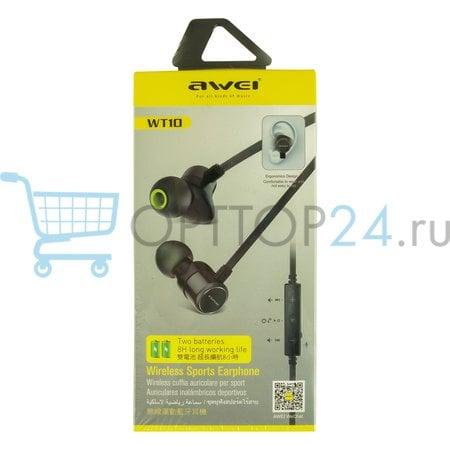 Bluetooth наушники Awei WT10 оптом
