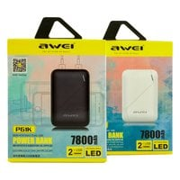 Power Bank Awei P61K 7800 мАч