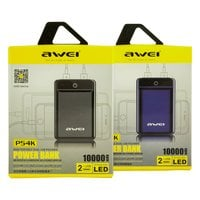 Power Bank Awei P54K 10000 мАч