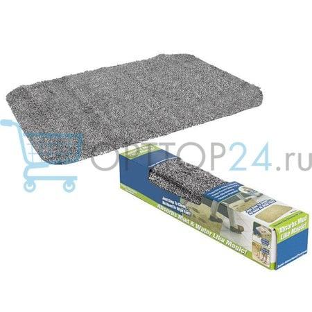 Супервпитывающий придверный коврик Clean Step Mat оптом