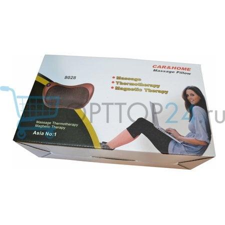 Массажная подушка Massage Pillow 8028 оптом