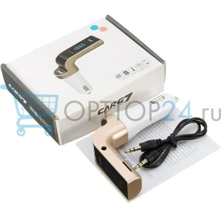 FM модулятор Bluetooth Car G7 оптом