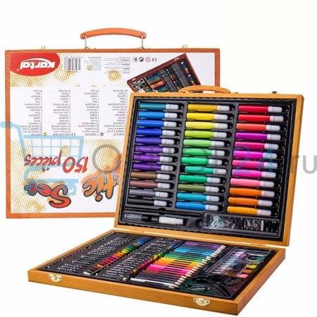 Набор для рисования Artistic Set 150 предметов оптом