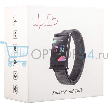 Часы браслет SmartBand Talk SX7 оптом