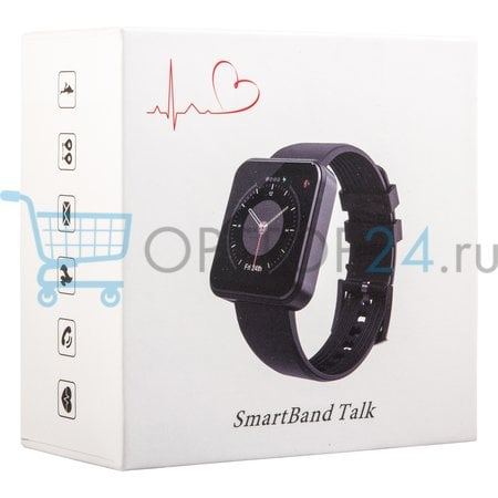 Часы браслет SmartBand Talk SX8 оптом