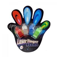 Комплект фонариков на пальцы Laser Finger Beams
