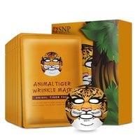Антивозрастная тканевая маска Animal Tiger Wrinkle Mask