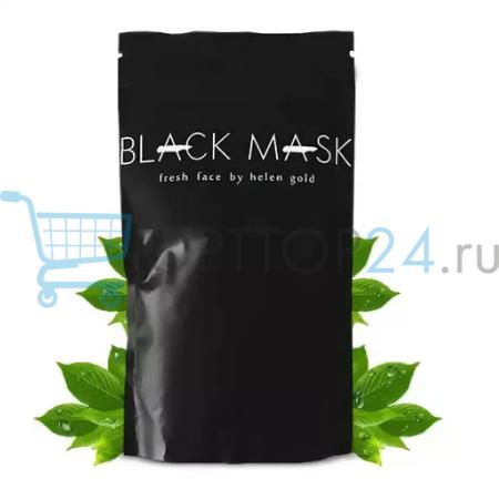 Чёрная маска для лица Black Mask by Helen Gold (150г) оптом
