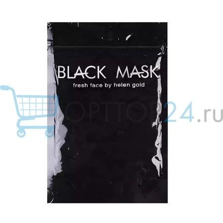 Чёрная маска для лица Black Mask by Helen Gold (50г) оптом
