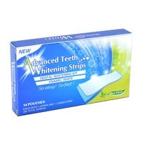 Отбеливающие полоски Advanced Teeth Whitening Strips