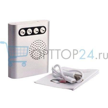 Многофункциональный внешний аккумулятор с блютуз Smart Power Box 2600 mAh оптом