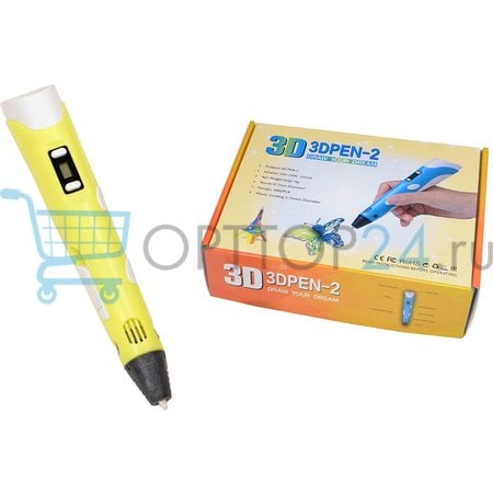 3D-Ручка (3D Pen-2) оптом