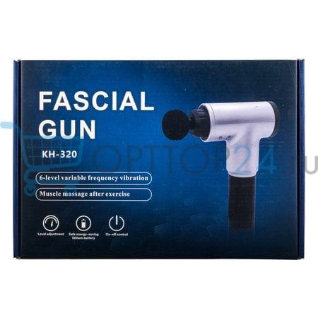 Мышечный массажер Fascial Gun KH-320 оптом