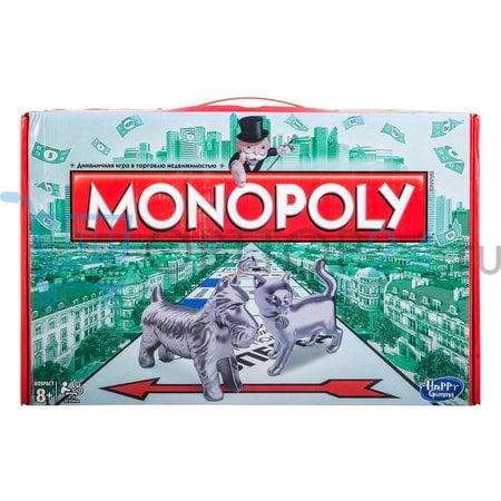 Настольная игра Монополия классическая оптом