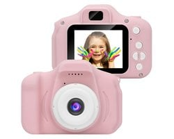 Детский фотоаппарат x2 цифровой Cartoon Digital Camera