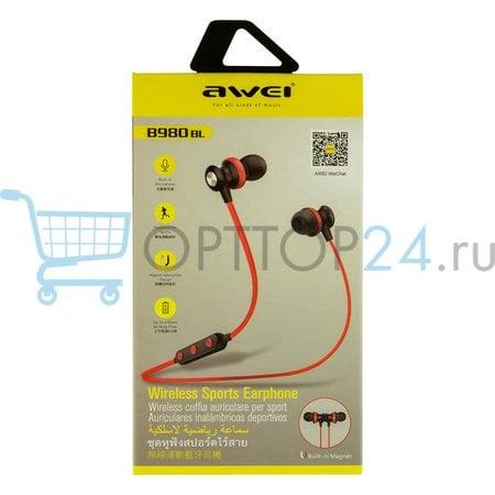 Bluetooth наушники Awei B980BL оптом