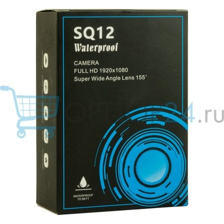 Мини-камера SQ12 Waterproof оптом