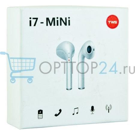 Беспроводные наушники i7-mini TWS оптом