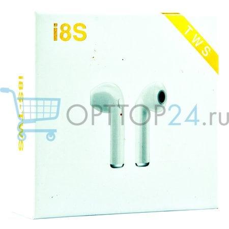 Беспроводные наушники i8S TWS оптом
