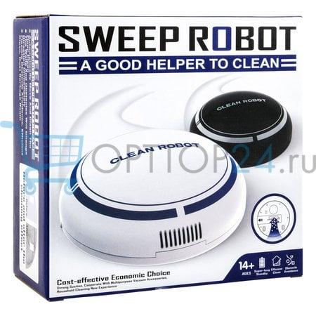 Мини робот пылесос Sweep Robot оптом