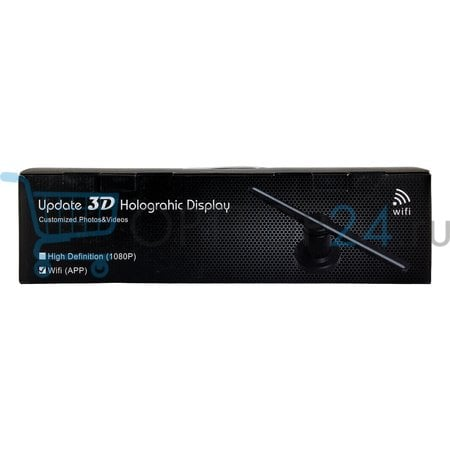 Голографический вентилятор Update 3D Holographic Display оптом