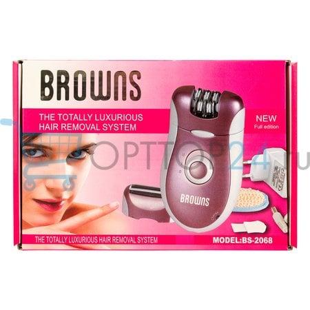 Эпилятор Browns BS 2068 оптом