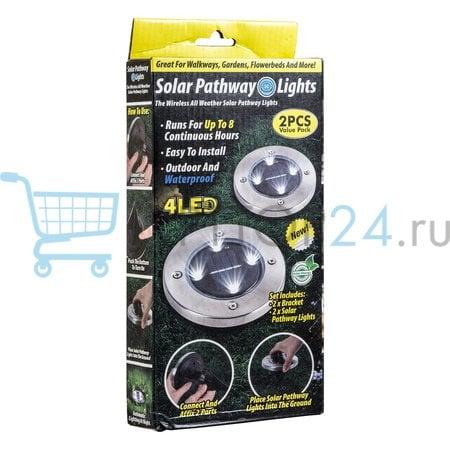Садовый светильник Solar Pathway Lights оптом