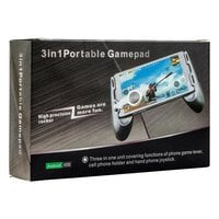 Джойстик для смартфона 3 in 1 Portable Gamepad