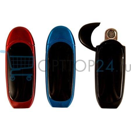 Электронная зажигалка с зарядкой от usb Lighter Classic Fashionable арт.2 оптом