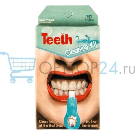 Средство для отбеливания зубов Teeth Cleaning Kit оптом