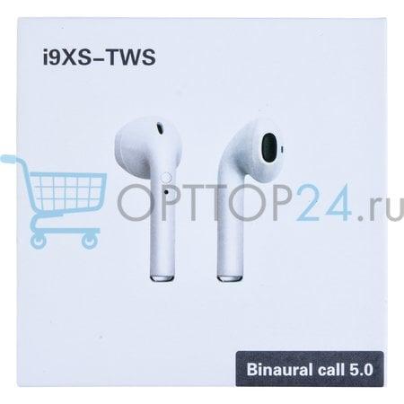 Беспроводные наушники i9XS TWS оптом