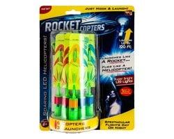 Светодиодные ракеты Rocket Copters