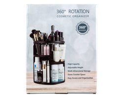 Органайзер для косметики Cosmetic Organizer 360 Rotation