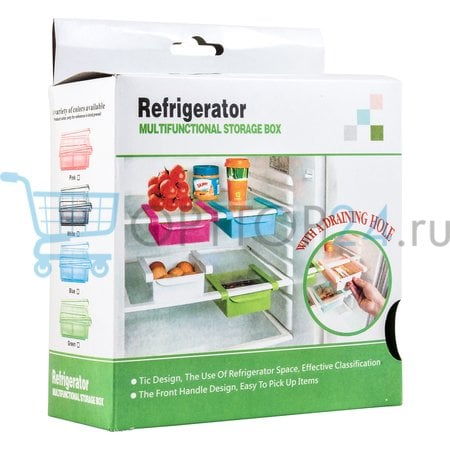 Органайзер для холодильника Refrigerator Multifunctional Storage Box оптом
